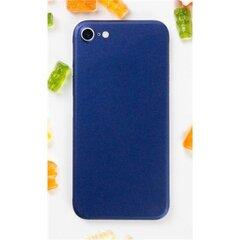 Telefona vāciņš3MK Ferya SkinCase, piemērotsiPhone 6 telefonam, tumši zils