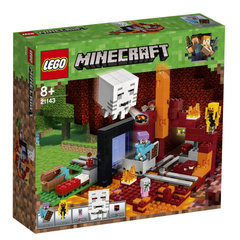 "21143 Konstruktors LEGO® Minecraft™ ""The Nether"""