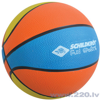 Basketbla bumba Schildkrot Mini-Basketball, 15 cm