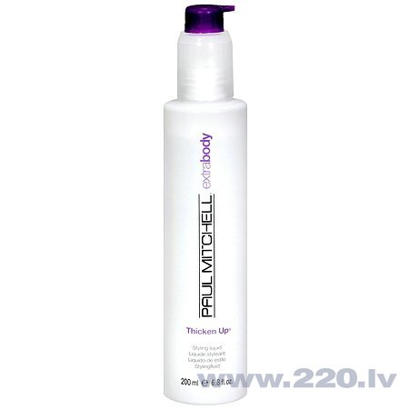 Пена для волос Paul Mitchell Extra-Body Hair Styling 200 мл