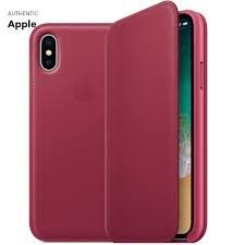 Aizsargmaciņš DEVIA Apple iPhone X Nature case Red