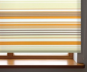 Rullo žalūzijas Presto Beige, 92 cm
