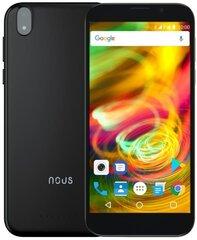 NOUS NS5008 Optimum 8GB, Dual SIM, Melns