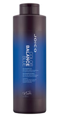 Šampūns tumšiem matiem Joico Color Balance Blue Shampoo 1000 ml