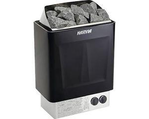 Электрическая печь для сауны Trendi 8kW, черная