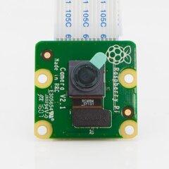 Raspberry Pi Kamera V2 8MP цена и информация | Электроника с открытым исходным кодом | 220.lv