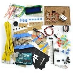 Arduino Uno StartaKomplekts цена и информация | Электроника с открытым исходным кодом | 220.lv