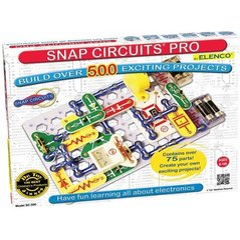 Snap Circuits Pro 500-in-1 Eksperimentu komplekts