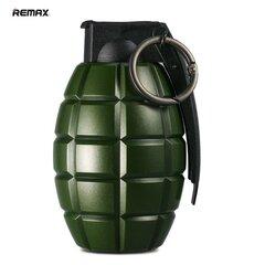 Ārējā baterija Remax RPL-28, 5000 mAh, USB DC 5V, 1A, zaļa cena un informācija | Lādētāji-akumulatori (Power bank) | 220.lv