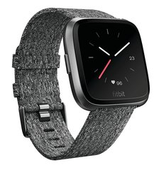 Fitbit Versa Special Edition, melns