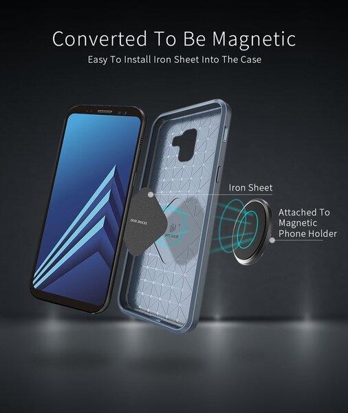 AizsargvāciņšDux Ducis Mojo, piemērots Huawei P20 telefonam, zeltains lētāk