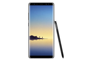 Samsung Galaxy Note 8 (N950F), Single SIM, Melns