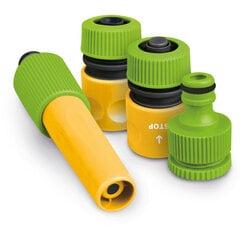 Комплект насадок для поливного шланга Fieldmann FZH 9003 цена и информация | Оборудование для полива | 220.lv