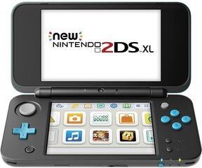 Nintendo New 2DS XL (2209266) Blue cena un informācija | Spēļu konsoles | 220.lv