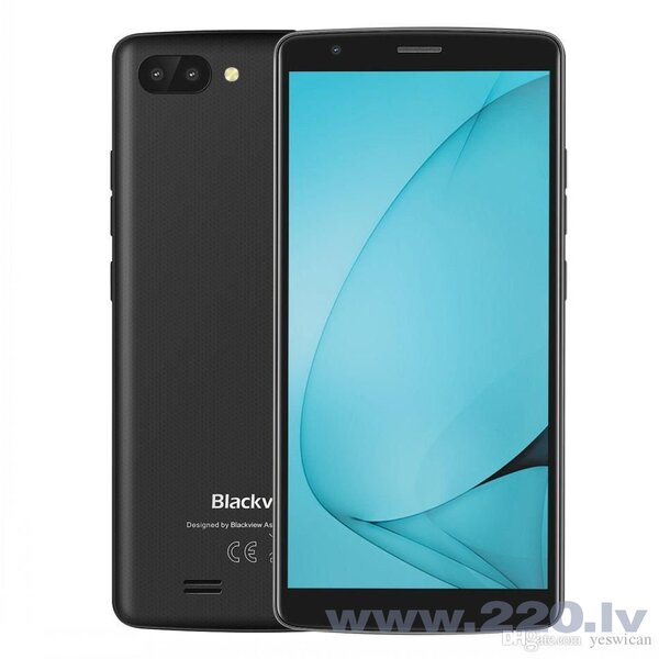 Blackview A20 8GB Dual Grey