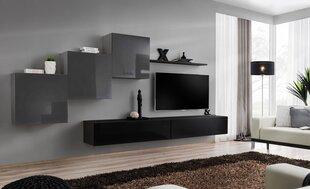 Sekcija Switch X, pelēka/melna cena un informācija | Sekcijas | 220.lv
