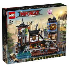 70657 LEGO® Ninjago, city port