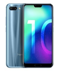 Huawei Honor 10, 64 GB, Dual SIM, Pelēks