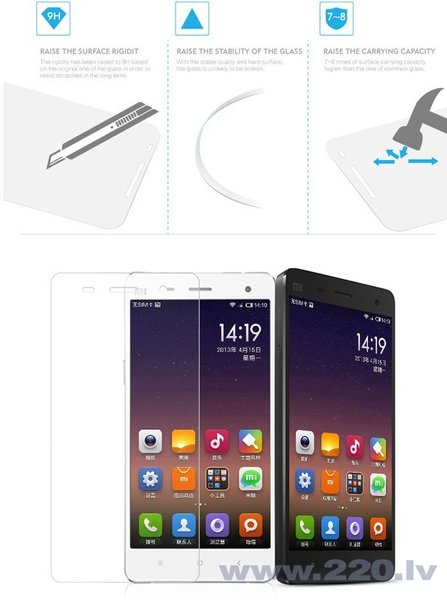 Aizsargstikls Mocco Tempered Glass Screen Protector Xiaomi Redmi 5 Plus cena