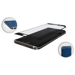 Rūdīta stikla ekrāna aizsargs 3MK HardGlass Max, piemērots iPhone 6 telefonam, melns