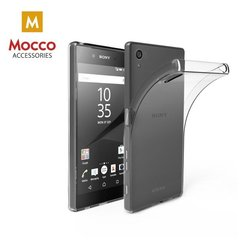 Aizsargmaciņš Mocco Ultra Back Case 0.3 mm Silicone Case Sony XZ2 Compact Transparent