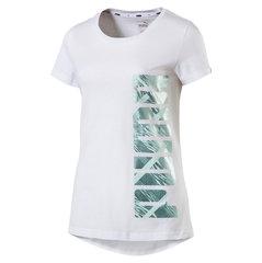 Женская футболка Puma Athletic цена и информация | Футболки | 220.lv