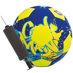 Pludmales futbola bumba ar pumpi Schildkrot Neoprene Beachsoccer, 21 cm