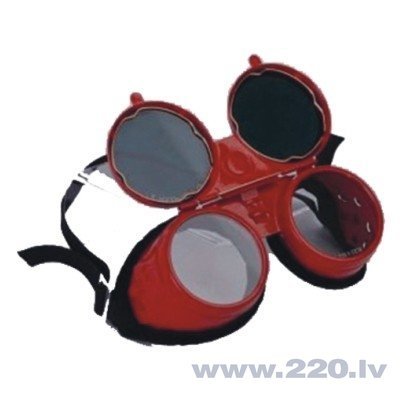 Metāla metināšanas aizsargbrilles Dedra