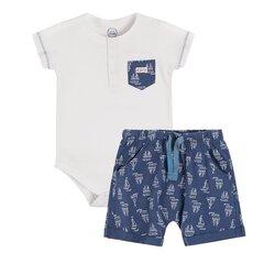 Cool Club бодик и шорты для мальчиков, CNB1603107-00