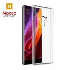 Aizsargmaciņš Mocco Ultra Back Case 0.3 mm Silicone Case Xiaomi Mi Mix 2S Transparent