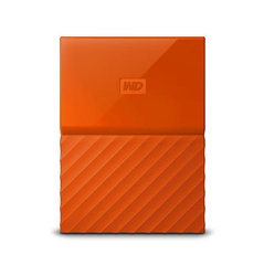 Western Digital My Passport 2.5'' 2GB USB3.1 Oranžs