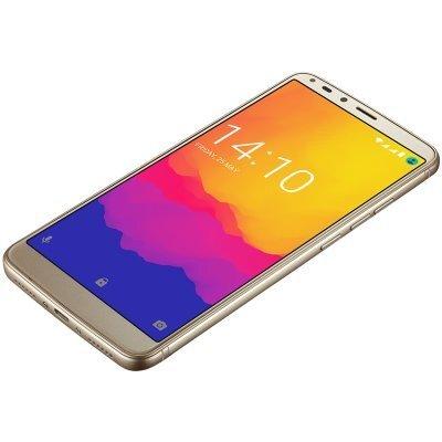 Prestigio, Grace B7 LTE, Dual SIM, Золотистый