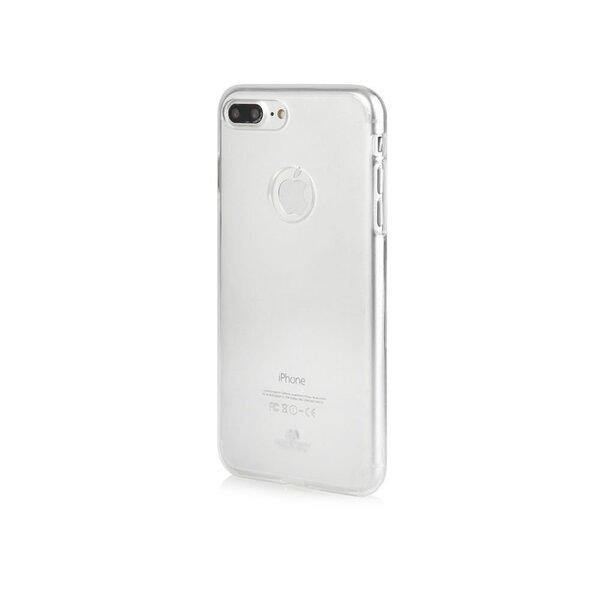 Aizsargmaciņš Mercury Apple iPhone 6 Plus Jelly case Transparent