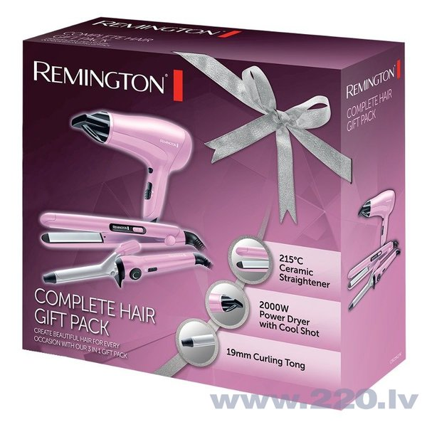 REMINGTON CI5219GPR Gift Pack