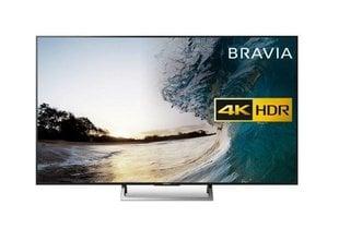 SONY KD-75XE8596BAEP LCD/LED цена и информация | Телевизоры | 220.lv