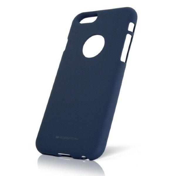 Aizsargvāciņš Mercury Soft feeling, piemērots Huawei P20telefonam, zils cena