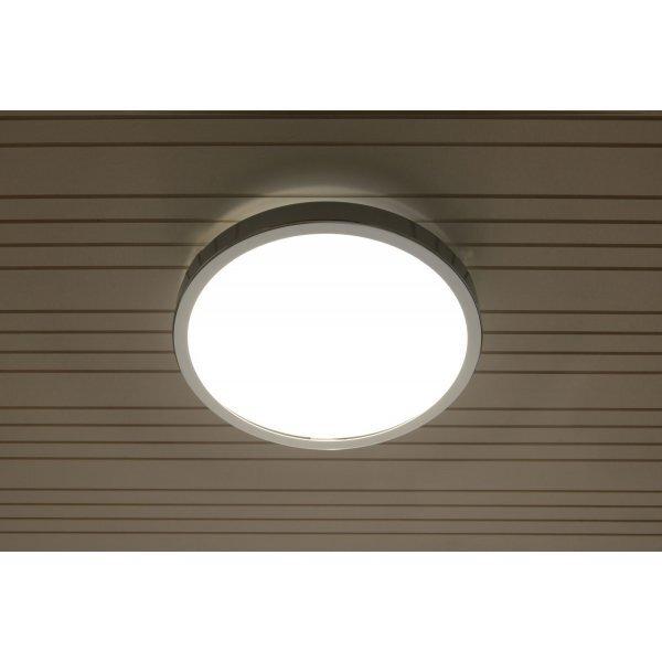 SOLLUX griestu gaismeklis Solar 20 Chrome