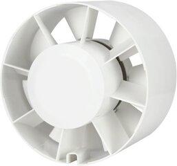 Kanāla ventilators ar taimeri Europlast E-EXTRA EK150T, Ø150 mm cena un informācija | Ventilatori vannas istabai | 220.lv