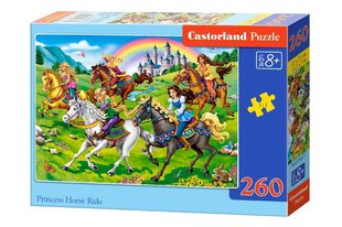 Пазл Princess Horse Ride Castorland, 260 шт