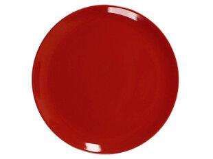 Ambition deserta šķīvis Fusion Fresh Red, 20 cm