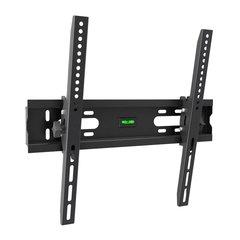 ART Holder AR-47 23-55'' for LCD/LED/PLAZMA black 40KG vertical adjustment   cena un informācija | Televizoru stiprinājumi (kronšteini) | 220.lv