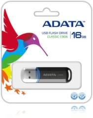 A-Data 16GB USB2.0 Flash Drive C906 Black