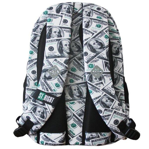 Ergonomiska mugursoma Stright Dollars cena