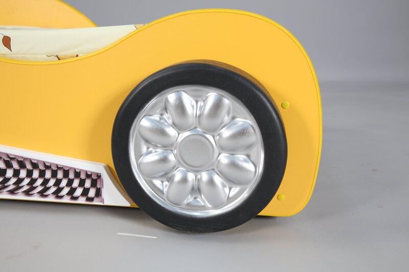 Gulta ar matraci Monza Mini, dzeltena