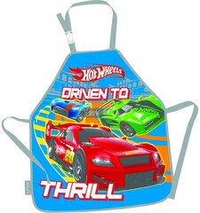 Детский фартук Hot Wheels цена и информация | Канцелярские товары | 220.lv