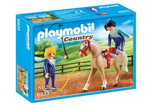 6933 PLAYMOBIL® Country, Жокеи