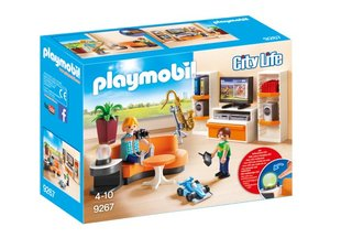 9267 PLAYMOBIL® City Life, Гостиная