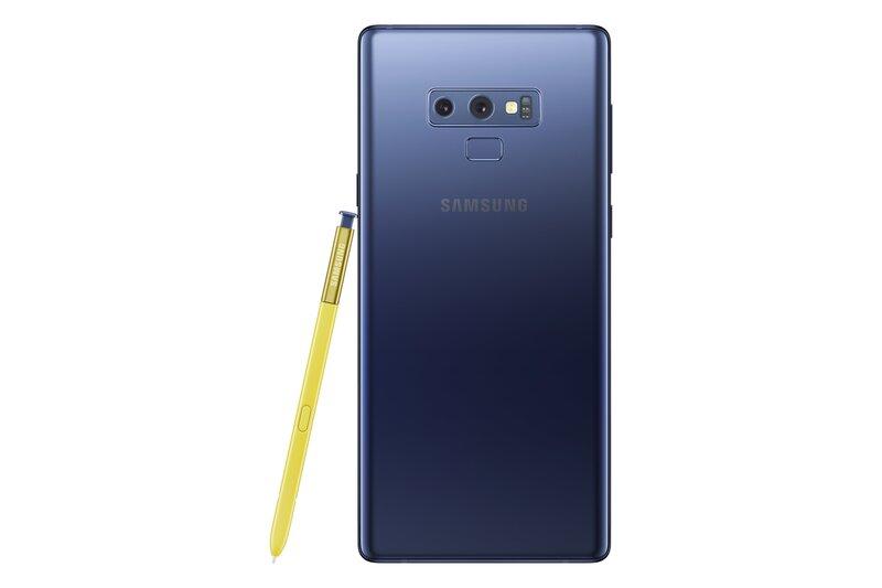 Samsung Galaxy Note 9 (N960) Dual Sim, Синий