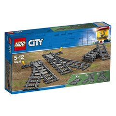 60238 LEGO® CITY, Switch Tracks