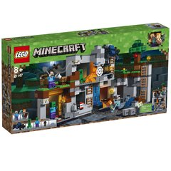 21147 LEGO® Minecraft, The Bedrock Adventures